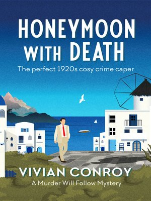 cover image of Honeymoon with Death