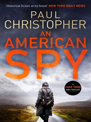 cover image of An American Spy
