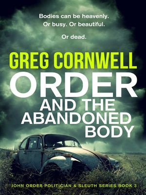 cover image of Order and the Abandoned Body