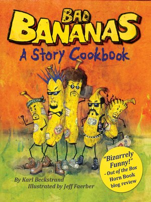 cover image of Bad Bananas