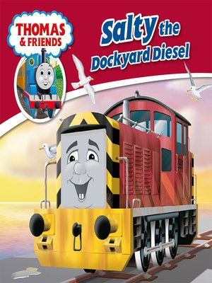 cover image of Salty the Dockyard Diesel