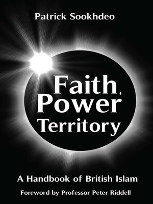 cover image of Faith, Power and Territory