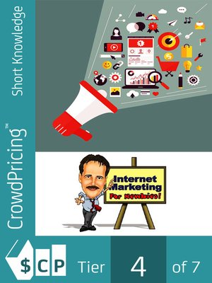 cover image of Internet Marketing for Newbies