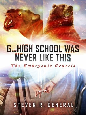 """cover image of """"G...High School Was Never Like This"""