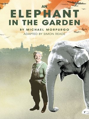 cover image of An Elephant in the Garden