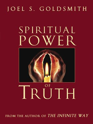 cover image of Spiritual Power of Truth