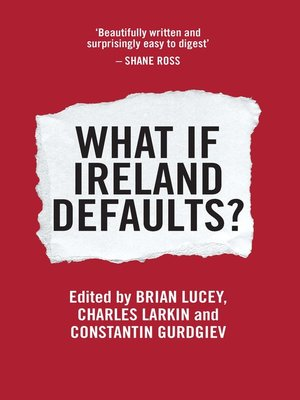 cover image of What If Ireland Defaults?