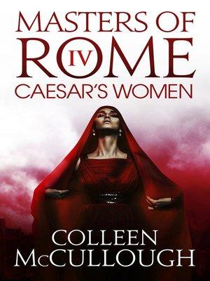cover image of Caesar's Women