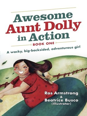 cover image of Awesome Aunt Dolly in Action