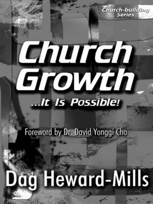 cover image of Church Growth
