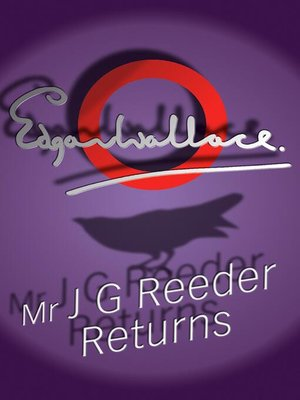 cover image of Mr. J. G. Reeder Returns