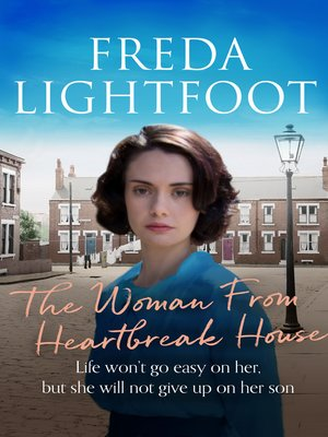 cover image of The Woman from Heartbreak House