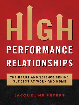 cover image of High Performance Relationships