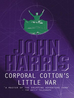 cover image of Corporal Cotton's Little War