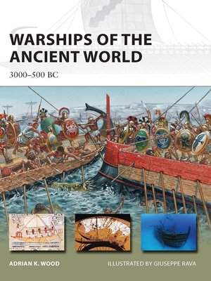 cover image of Warships of the Ancient World