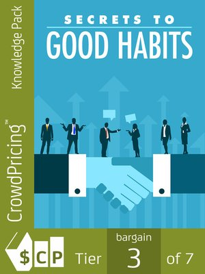 cover image of Secrets to Good Habits