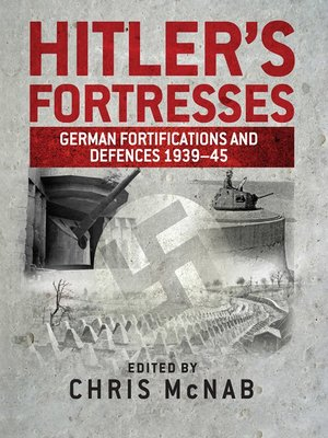 cover image of Hitler's Fortresses