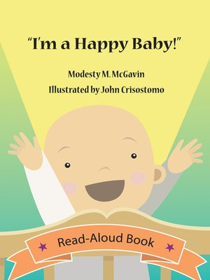 "cover image of ""I'm a Happy Baby!"""