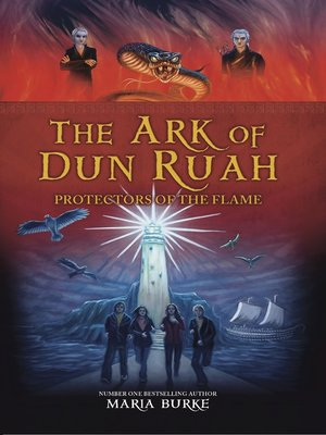 cover image of The Ark of Dun Ruah