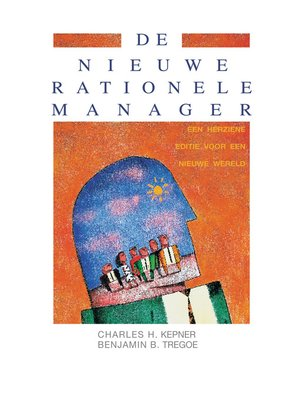 cover image of De Nieuwe Rationele Manager