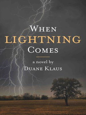 cover image of When Lightning Comes