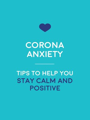 cover image of Corona-Anxiety