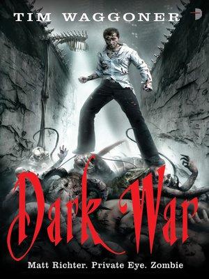 cover image of Dark War