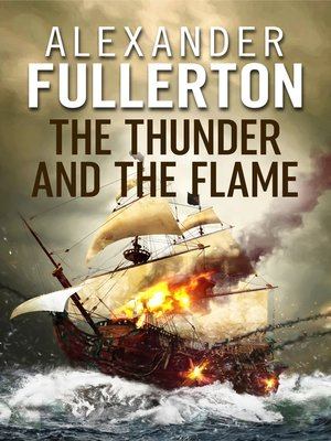 cover image of The Thunder and the Flame