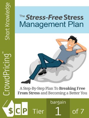 cover image of Stress Free Stress Management Plan