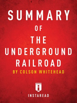 cover image of Summary of the Underground Railroad