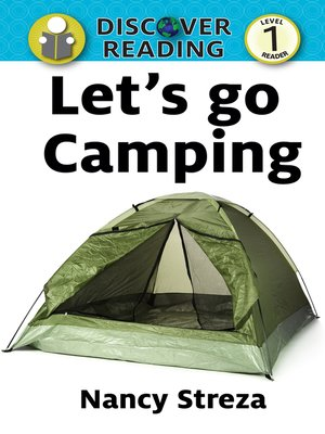 cover image of Let's Go Camping