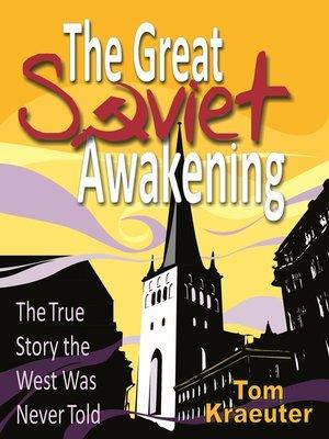 cover image of The Great Soviet Awakening