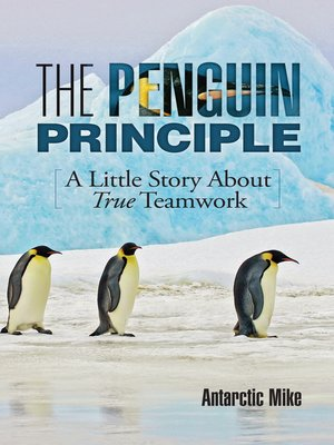 cover image of The Penguin Principle