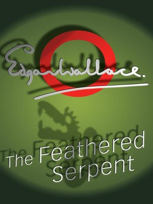 cover image of The Feathered Serpent