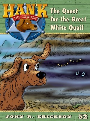 cover image of The Quest fort the Great White Quail