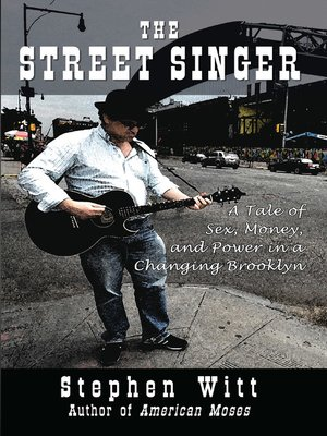 cover image of The Street Singer
