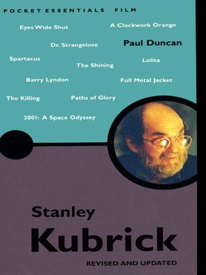 cover image of Stanley Kubrick
