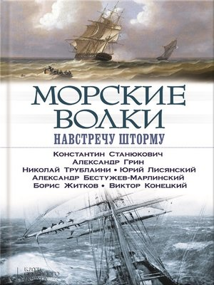 cover image of Морские волки. Навстречу шторму (Morskie volki. Navstrechu shtormu)