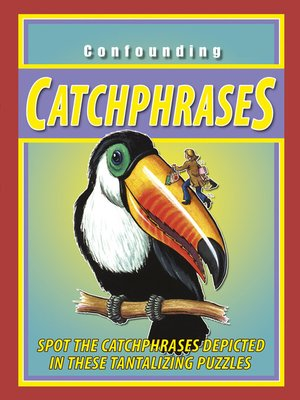 cover image of Confounding Catchphrases