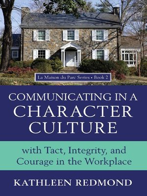cover image of Communicating in a Character Culture
