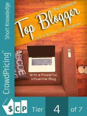 cover image of The Journey to Top Blogger