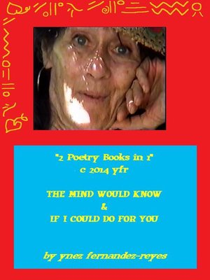 """cover image of """"2 Poetry Books in 1"""""""