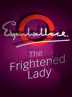 cover image of The Frightened Lady