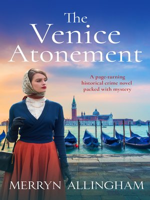 cover image of The Venice Atonement