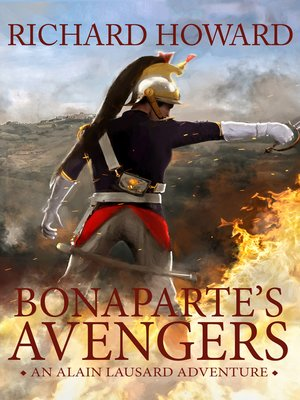cover image of Bonaparte's Avengers