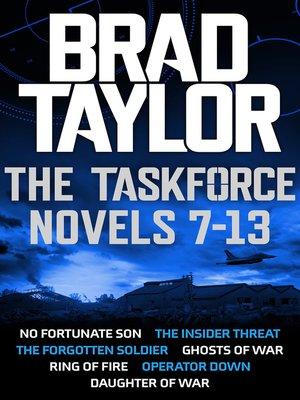 cover image of Taskforce Novels 7-13 Boxset