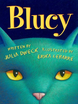 cover image of Blucy