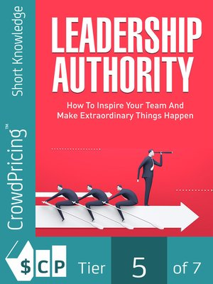 cover image of Leadership Authority