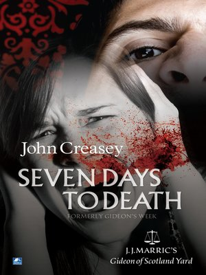cover image of Seven Days to Death