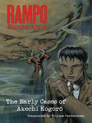 cover image of Edogawa Rampo